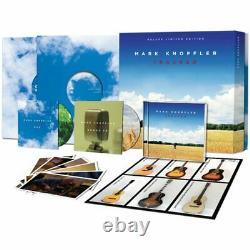 Mark Knopfler Tracker Deluxe Limited Edition 2cd/dvd/double Vinyl Box Set New