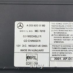 Mercedes R230 SL 55 500 350 W220 S C215 CL W203 C Klasse CD Wechsler A2038209089