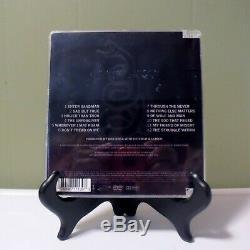 Metallica Black Album DVD-A (5.1 Dolby Digital Advanced Resolution) Rare! OOP