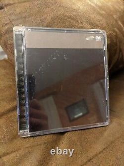 Metallica Black Album DVD-A DVD Audio 5.1 CD RARE