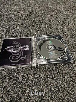 Metallica Metallica (the Black Album) DVD Audio. Exc Cond