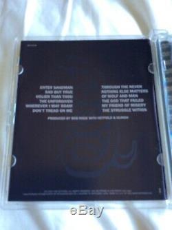 Metallica metallica (DVD Audio)