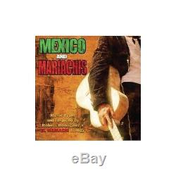 Mexico & Mariachis CD + DVD Robert Rodriguez Audio CD
