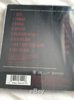 Miles Davis Tutu Dvd Audio New And Sealed