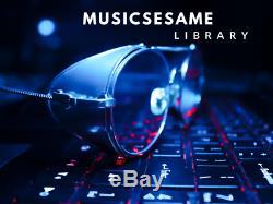 Musicsesame Premium, Exclusive Royalty Free Music 228 Stock Music Tracks