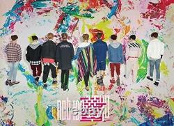 NCT 127 1st Mini Album Chain Limited Edition CD + DVD with Booklet Japan New RARE
