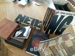 NEIL YOUNG ARCHIVES VOL 1 (1963-1972) Volume One DVDs 12 Disc Box Set