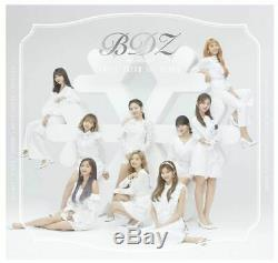 NEW TWICE BDZ Repackage First Release Limited Edition CD+DVD Warner Music Japan