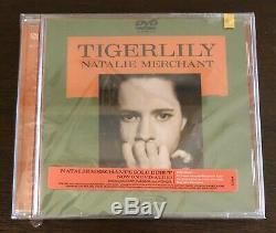 Natalie Merchant Tigerlily Rare 5.1 Surround Sound DVD Audio Factory Sealed