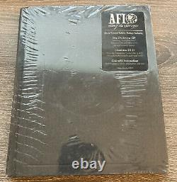 New AFI Sing the Sorrow CD Clandestine Book DVD A Fire Inside Blaqk Audio A. F. I