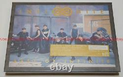 New INFINITE BEST OF INFINITE First Limited Edition Type B CD DVD Japan F/S