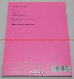 New SHINee Sunny Side First Limited Edition CD DVD Photobooklet Japan UPCH-89392
