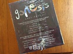New Sealed! Genesis 1983 1998 SEALED 5 CD + 5 DVD Box Set 2007 Phil Collins