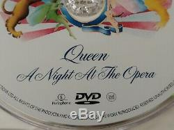 Night at the Opera 30th Anniversary Collector's Queen CD+DVD Audio 5.1, 2005