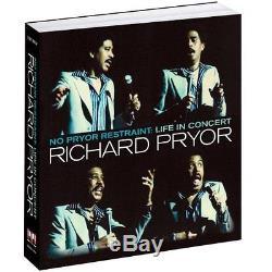 No Pryor. CD+DVD- Richard Pryor Audio CD
