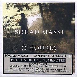 O Houria -CD+DVD- Souad Massi Audio CD