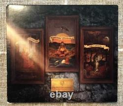 Opeth Pale Communion CD + Blu-Ray DVD (Autographed by all 5 band memmbers)