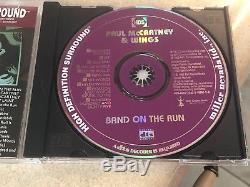 PAUL McCARTNEY & WINGS BAND ON THE RUN DTS/LIKE DVD AUDIO MULTICHANNEL MINT