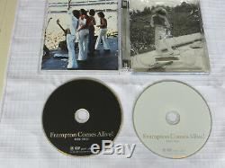 PETER FRAMPTON Frampton Comes Alive! DVD AUDIO DTS 2004 5.1 AUDIOPHILE NM AR