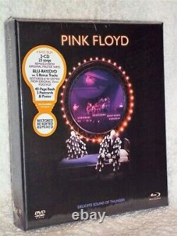 PINK FLOYD Delicate Sound Of Thunder RESTORED (CD/DVD/Blu-ray, 2020) live music