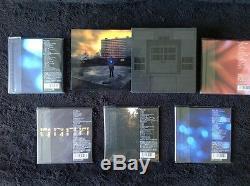 PORCUPINE TREE JAPAN HQCD+DVD Audio MINI LP CD BOX LIMITED EDITION