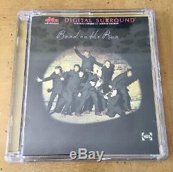 Paul McCartney Band On The Run dts 5.1 HD Surround Sound- Rare