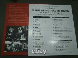 Paul McCartney & Wings Speed of Sound Super Deluxe Edition 2SHM-CD+DVD F/S