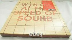 Paul McCartney & Wings Speed of Sound Super Deluxe Edition 2SHM-CDDVD
