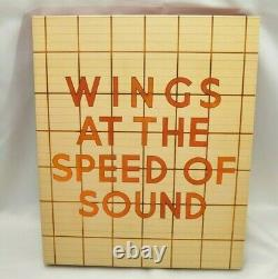 Paul McCartney & Wings Speed of Sound Super Deluxe Edition 2SHM-CDDVD Used