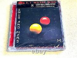 Paul Mccartney Venus & Mars Dts/like DVD Audio 5.1 Multichannel Surround New