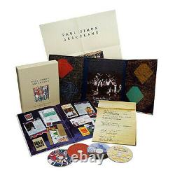 Paul Simon Graceland 25th Anniversary Delux Collector's Edition Box Set Sealed