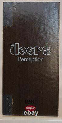 Perception Box by The Doors 6 CD & DVD-A 2006 Hi Res & 5.1 Surround MINT