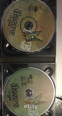 Perception Box by The Doors (6 HDCD CD & DVD-A)- 2006 Hi Res & 5.1 Surround