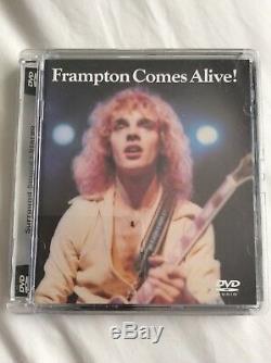 Peter Frampton Frampton Comes Alive Dvd Audio X 2