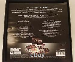 Pink Floyd Dark Side Of The Moon Immersion 6 Disc CD Blu Ray Box Set Complete