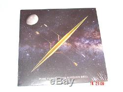 Pink Floyd Limited Edition Division Bell DVD Audio 5.1 Dolby DTS PCM