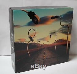 Pink Floyd The Later Years (1987-2019) Boxset 5CD 6BluRay 5DVD 2x7'' BOOKs