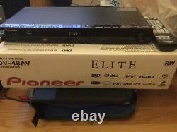 Pioneer Elite HDMI DV-48AV DVD Player-plays SACD & DVD-AUDIO Music CDs- Rare