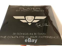 Player by Keith Urban 30 Songs in 30 Days The Complete Guitar Experience New