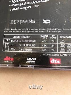 Porcupine Tree Deadwing DVD Audio (Hi-Res Surround DTS Slipcover)