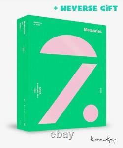 Pre-order! Bts Memories Of 2020 DVD K-pop Sealed New +weverse Gift