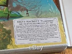 Premonitions The Charisma Recordings 1975-1983 Steve Hackett 14-CD/DVD 5.1 Audio