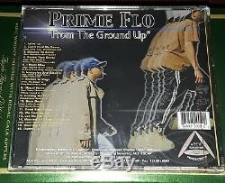 Prime Flo From the Ground Up Suc UGK DJ SCREW TEXAS OG PRESS RARE RAP G FUNK OOP