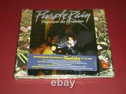 Prince Purple Rain Deluxe Expanded Edition 3CD/1DVD BRAND NEW RARE OOP