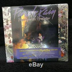 Purple Rain Deluxe Expanded Edition3CD/1DVD Brand New Sealed