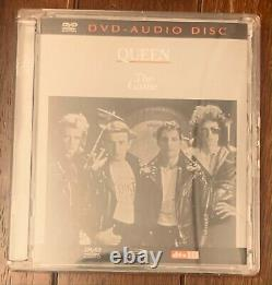 Queen The Game Dts Dvd-audio High Resolution 5.1 Surround & Stereo No Scratches