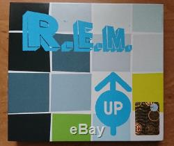 R. E. M. /REM Up DVD Audio & CD