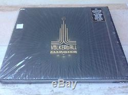 RAMMSTEIN Volkerball limited edition 2cd+2dvd+190 page tour Photo-Book Box Set