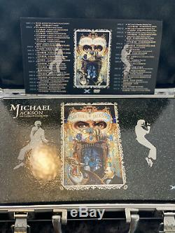 RARE Michael Jackson Collection Lot (2009) 32 DVDS- GREAT