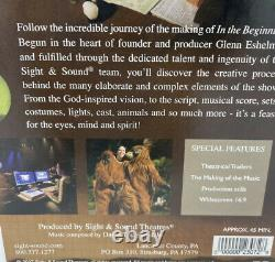 RARE Sight & Sound Theatres Creating In The Beginning Bible Stage Musical DVD